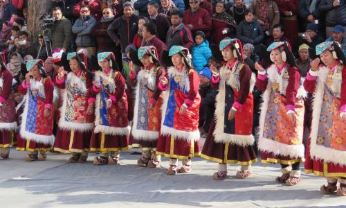 LADAKH TOUR WITH ORACLES FESTIVAL  2020