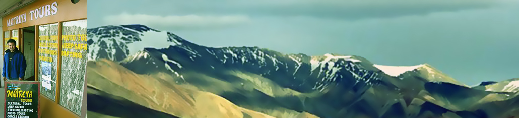 Destination and Attraction in Leh Ladakh